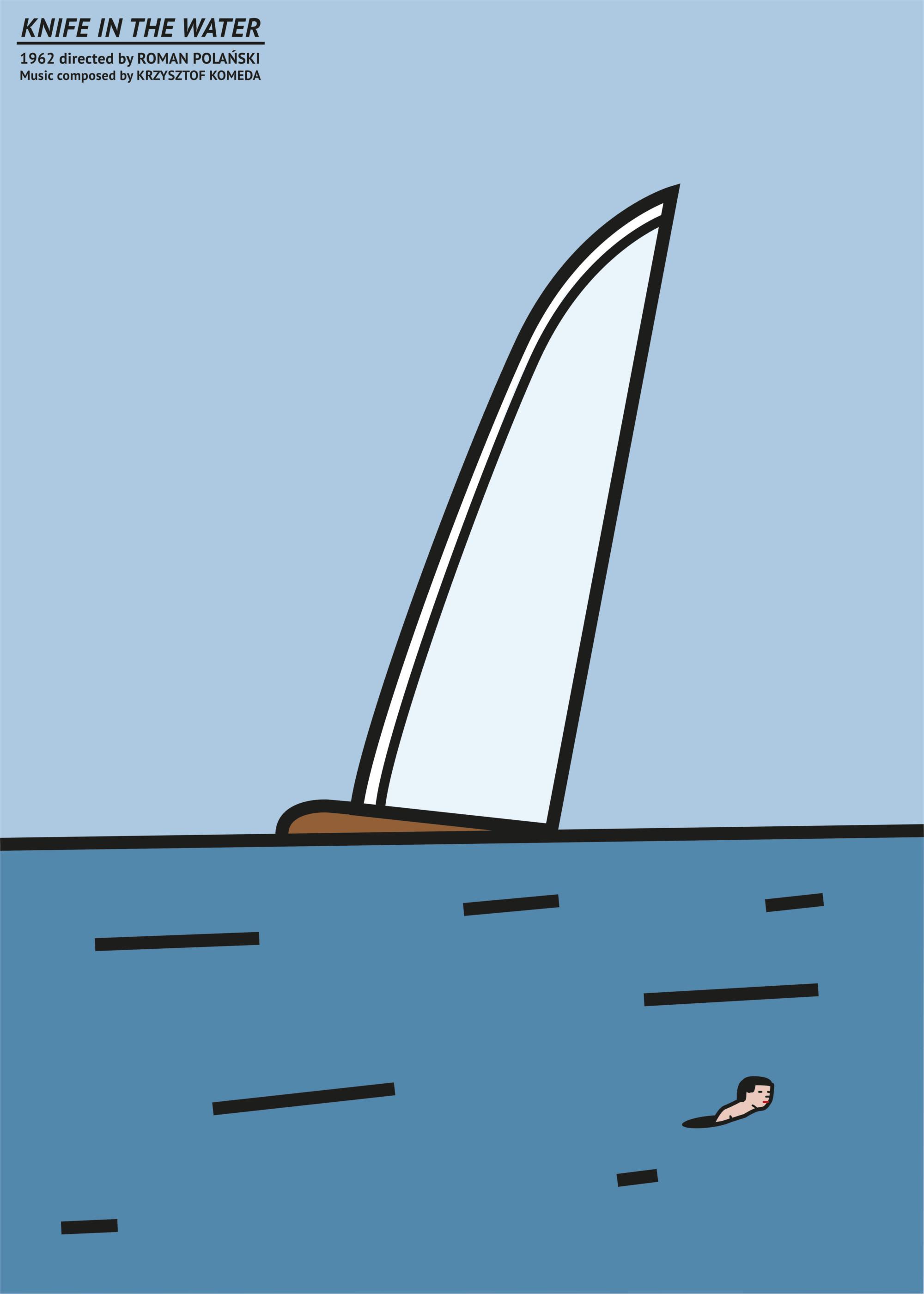 Nóż w wodzie